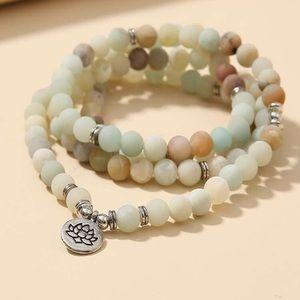 Mala Lotus Bracelet 🧘🏻♀️